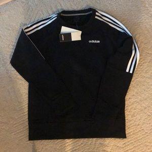 Adidas ladies sweatshirt size S